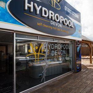 hydropool-showroom