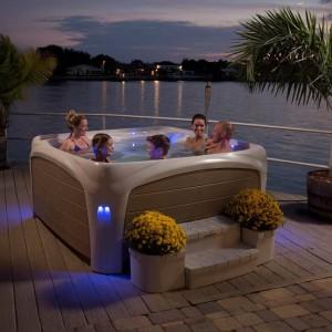Dream Maker hot tub