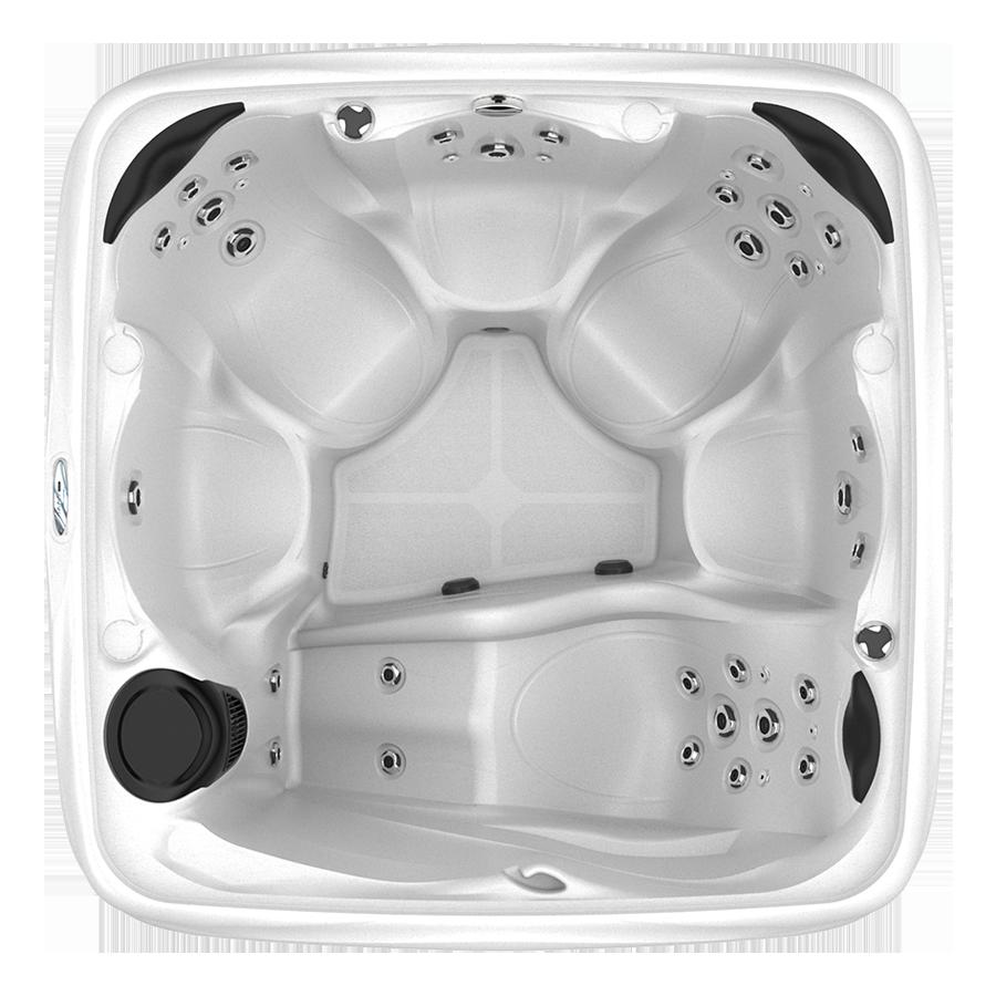 740L hot tub