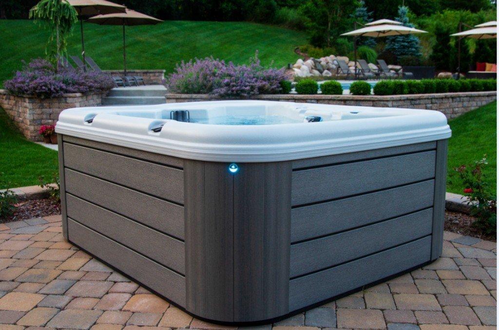 Cove hot tub