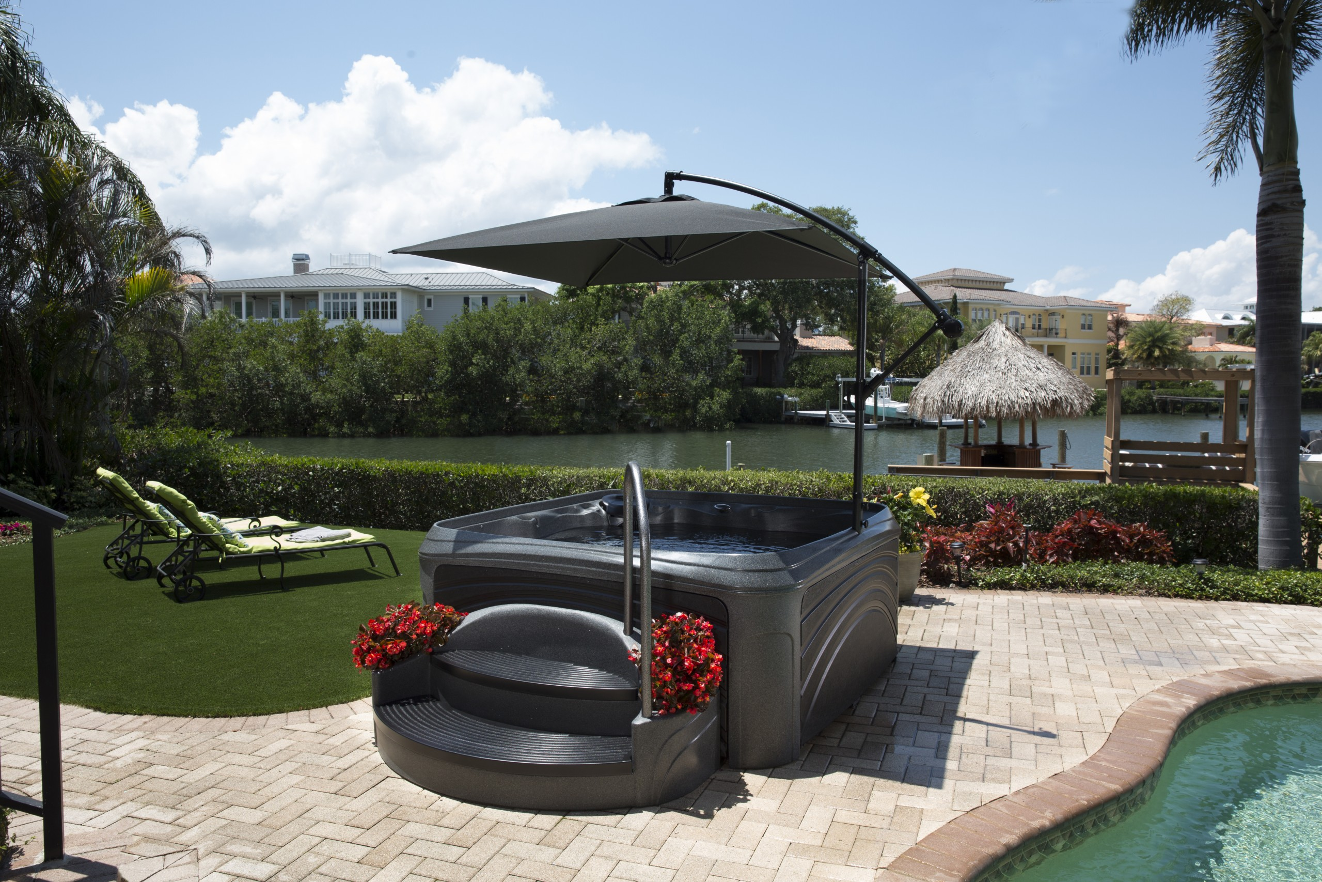 Dream Maker hot tub Cabana Suite