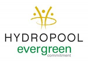 Hydropool EVERGREEN LOGO