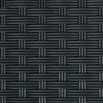 Stonehenge Wicker Black Swatch